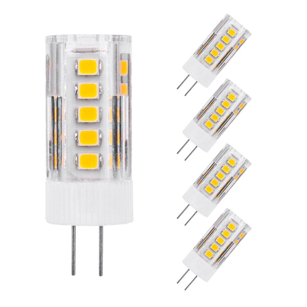 LED Lampe Birne G4 Energiesparlampe, 3 Watt ersetzt diese LED 25W ...