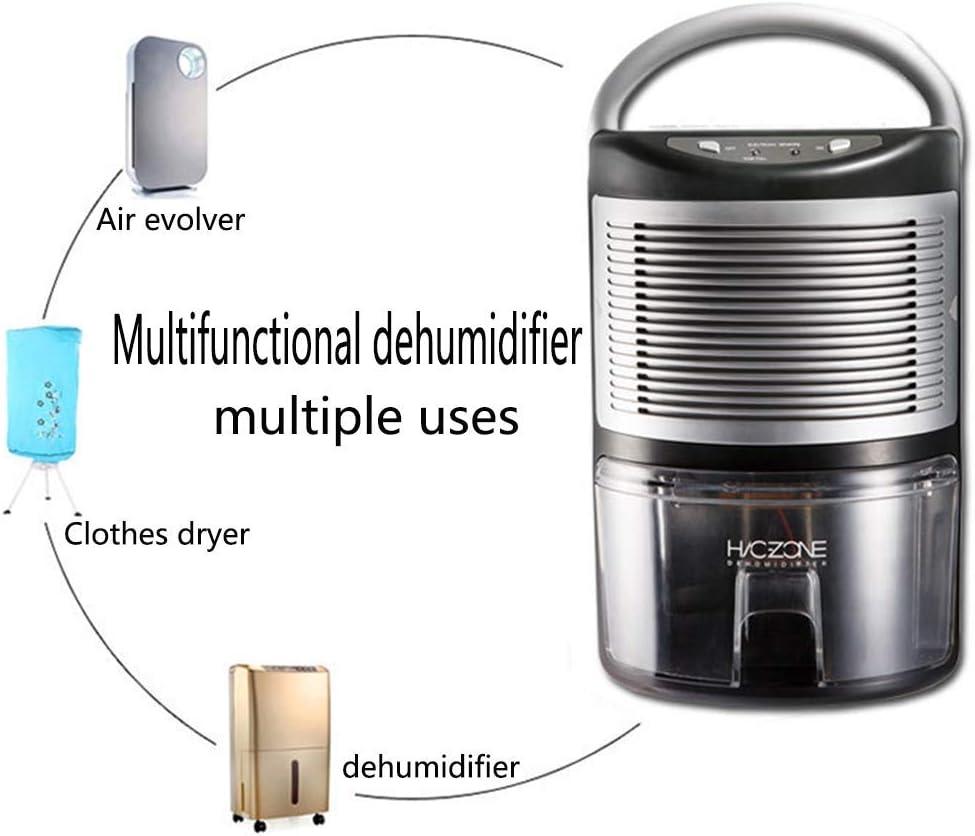 Dsnmm 3-en-1 deshumidificador, portátil Damp secador de Aire ...