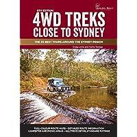 4WD Treks Close To Sydney 6/e - A4 Spiral Bound: The 25 Best Tours Around the Sydney Region