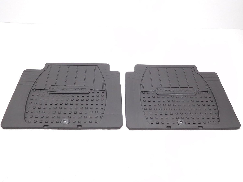 Genuine Hyundai Accessories U8132-3J000 2nd Row All Weather Floor Mat for Hyundai Veracruz
