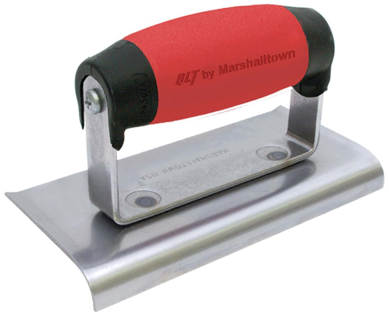 Silber Marshalltown HGSG63 6 x 3 Hand-Nutfr/äse mit SoftGrip Griff