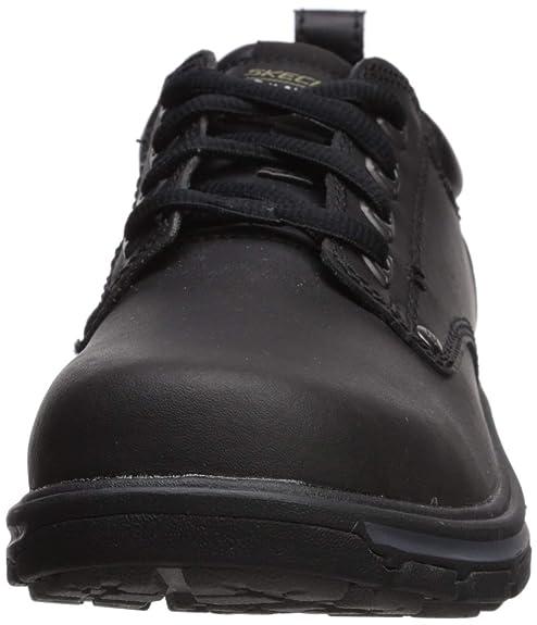Skechers Usa Segment Rilar Oxford: : Chaussures et Sacs