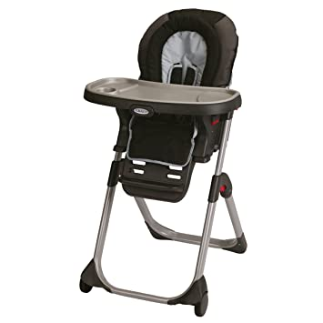 Graco DuoDiner LX Baby High Chair, Metropolis, One Size