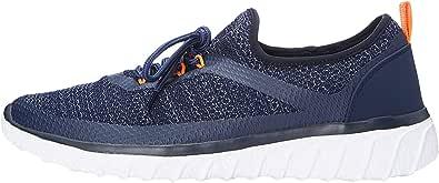 find. Zapatillas Deportivas con Textura para Hombre, Azul (Navy), 44 EU: Amazon.es: Zapatos y complementos