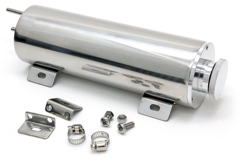 Trans-Dapt 9911 Stainless Steel 36 Ounce Radiator Overflow Tank Trans-Dapt Performance
