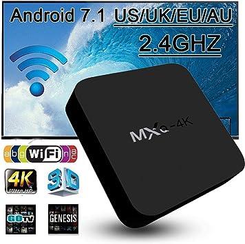 Là Vestmon 7.1 Android Box 4gb TV Quad Core Smart Integrado WiFi ...