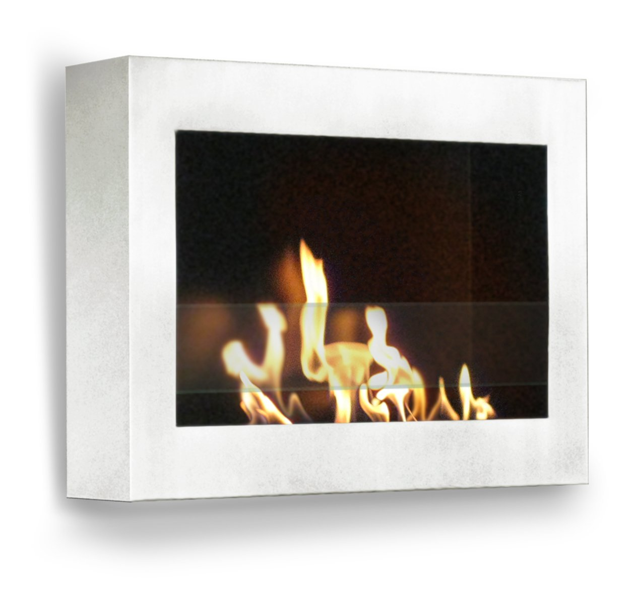 Anywhere Fireplace SoHo Wall Mount Fireplaces (White) by Anywhere Fireplace