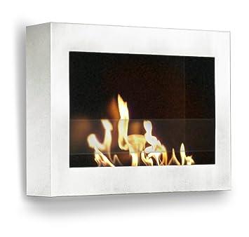 Amazon.com: Anywhere Fireplace - SoHo Wall Mount Ethanol Fireplace ...