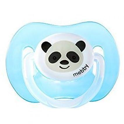 Medel Mebby Chupete de silicona bebé 12+ Meses: Amazon.es ...