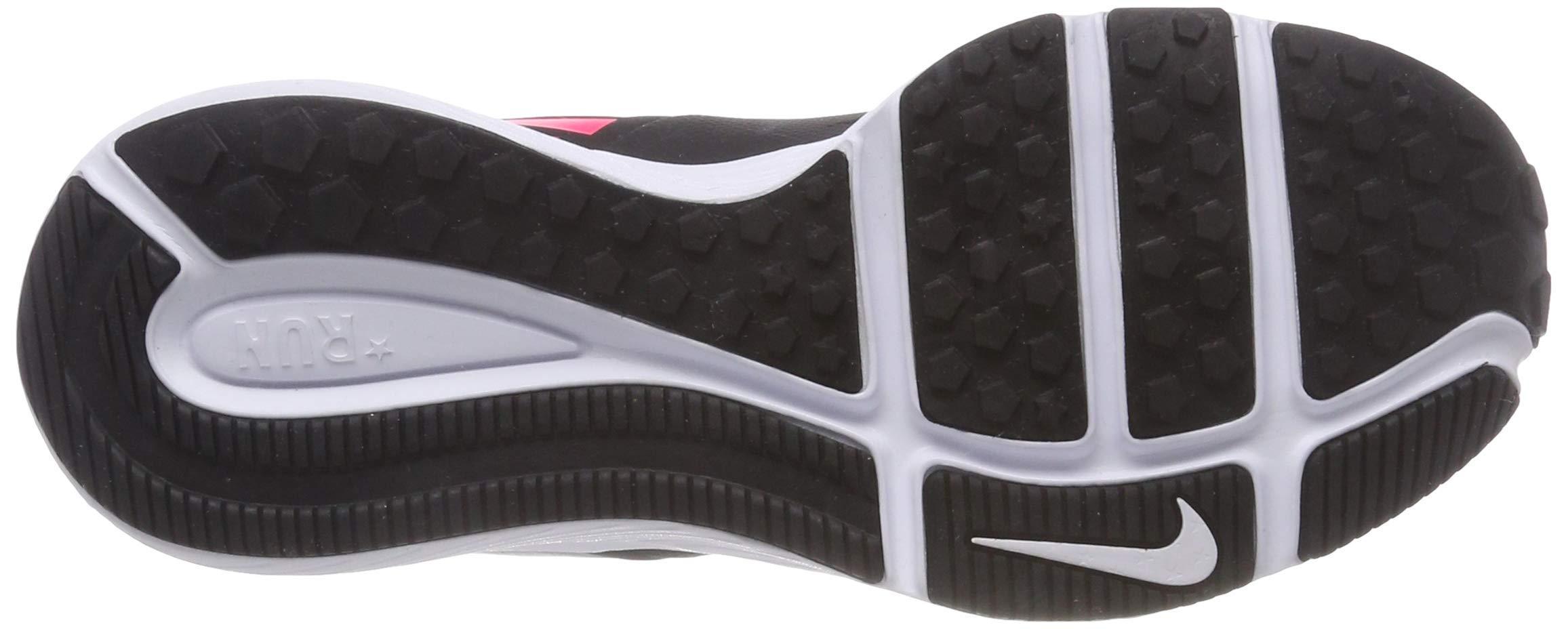 Nike Girl's Star Runner (GS) Running Shoe Black/Metallic Silver/Racer Pink/Volt Size 3.5 M US by Nike (Image #5)