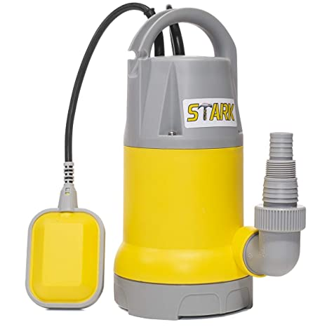XtremepowerUS Clean/Dirty Water Submersible Pump 1 5HP