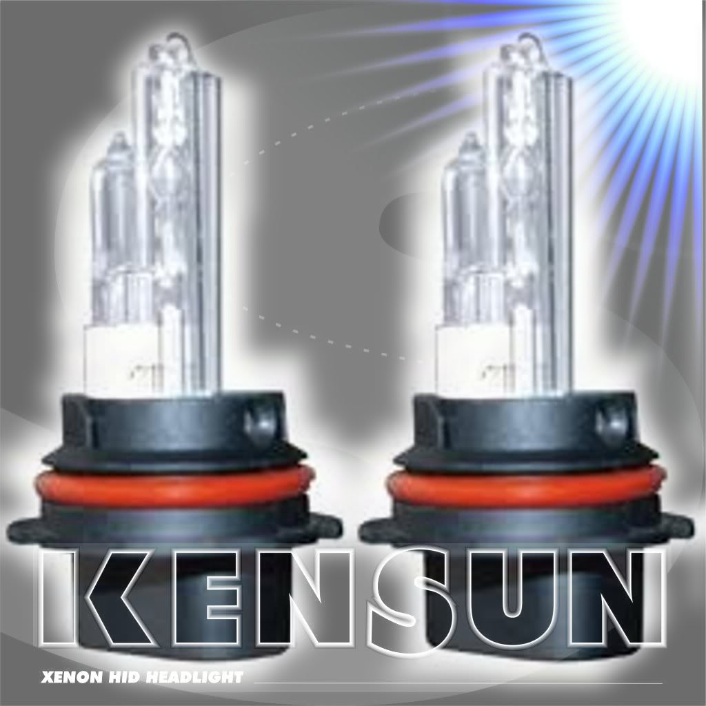 Hid Xenon Headlight Conversion Kit By Kensun 9004 Low 9006 Wiring Diagram Beam High Halogen 30000k Automotive