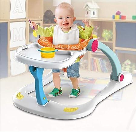 BABIFIS Bebé Walke, Cuatro en un Andador para bebés ...