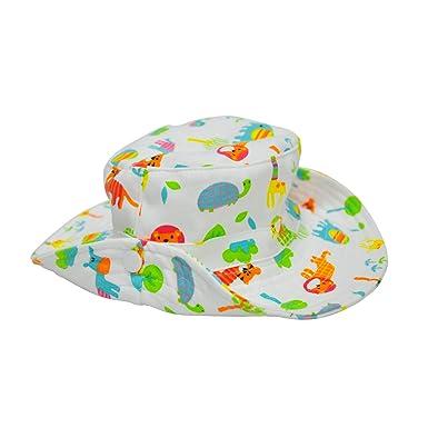 Mechhre Bob bébé  enfant été chapeau de soleil salaire anti uv loisir outdoor  plage ( 1f5844751fe