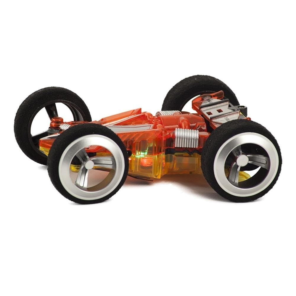 Flipo Toy-AH-018291 Remote Controlled 4.5 inch Sprint and Stunt Car