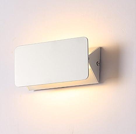 unimall aplique led pared para dormitorio lmpara de pared luz en moda lectura iluminacion escalera para - Lampara Pared