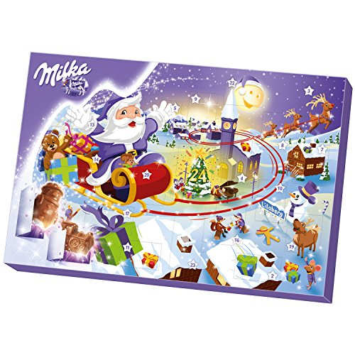 Milka Advent Calendar 2017 - 200 gram
