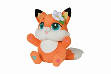 NICOTOY – enchantimals Felicity Zorro Peluche, 5875936, ...