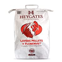 Flubenvet Layers Pellets (5kg)