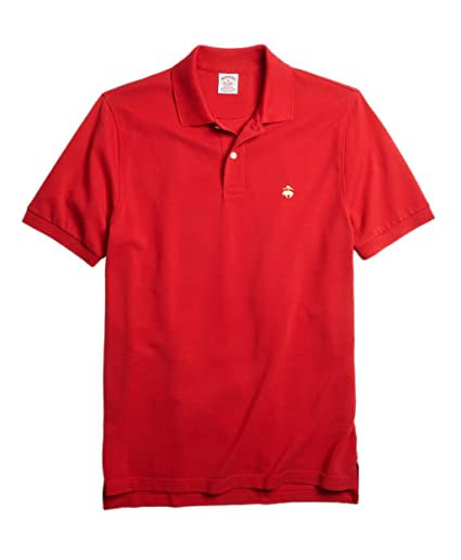 c8fa0213e Image Unavailable. Image not available for. Color  Brooks Brothers Men s Original  Fit Performance Pique Polo Shirt ...