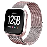 hooroor for Fitbit Versa Bands Women Men Small Large,...