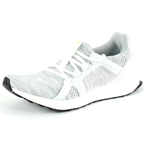 Adidas Ultraboost Parley, Zapatillas de Deporte para Mujer, Gris (Piedra/Blabas/Mirblu 000), 38 2/3 EU: Amazon.es: Zapatos y complementos