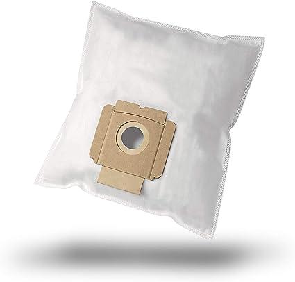 Talla 28 3 microfiltros /30 Bolsas de Polvo /Similar a la Bolsa Original eVendix Bolsa para aspiradora Adecuada para AEG VX3-1-EB-P