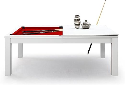 Mesa de comedor convertible en mesa de billar: Amazon.es: Hogar