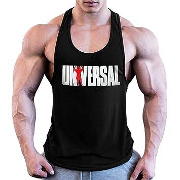 416396f307d0a Cabeen Débardeur Musculation Homme Bodybuilding Fitness sans Manches  Maillot de Corps