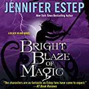 Bright Blaze of Magic | Jennifer Estep