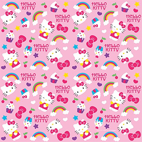Gift Wrap | Hello Kitty Rainbow Collection | Party Accessory