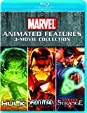 Marvel Animated Features 3-Movie Collection [Blu-ray]
