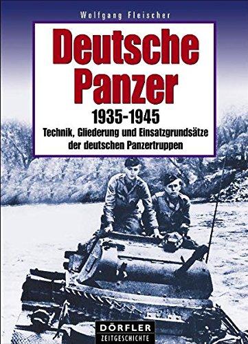 Deutsche Panzer: 1935-1945