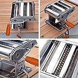 3 in 1 Stainless Steel Pasta Maker Machine