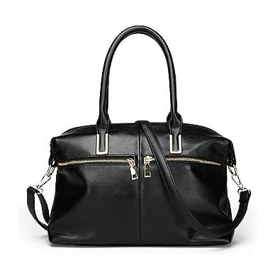 Soft Leather Top Handle Handbags For Women e60471e66ab40