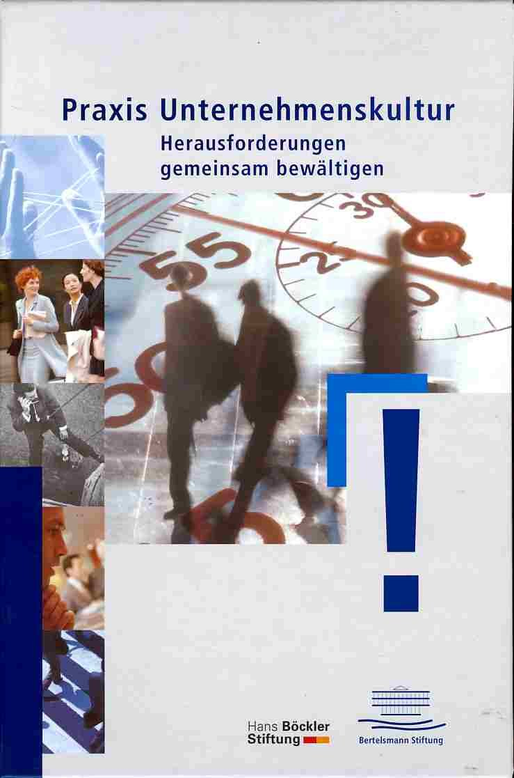 Praxis Unternehmenskultur, 7 Bde.