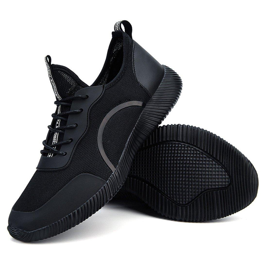 SKY-Maria Herren Mode Laufschuhe Atmungsaktiv Atmungsaktiv Laufschuhe Licht Draussen Sportschuhe Große Größe TRAI 8191c0