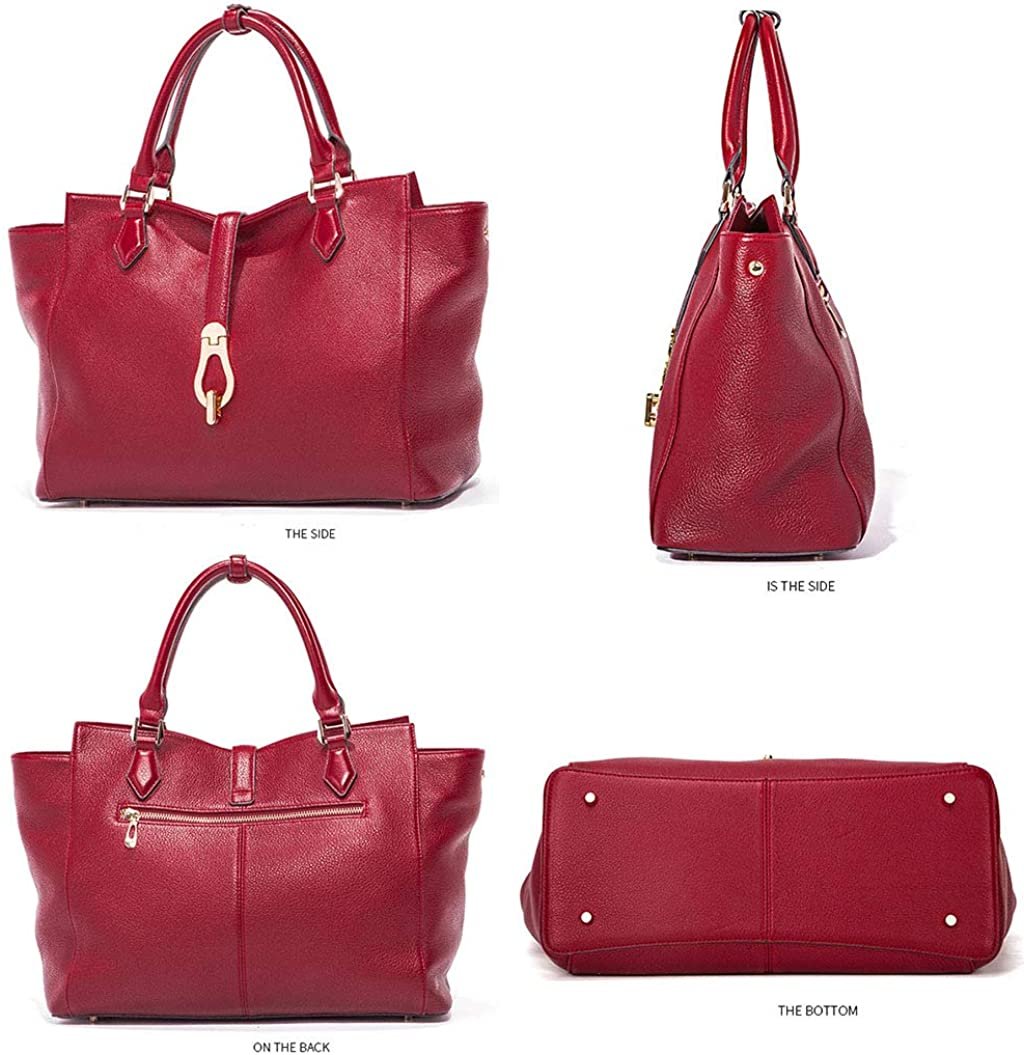 Pochette Borsa da donna Borsa a tracolla in pelle Borse a tracolla In vendita Borse Borsa da donna in pelle Designer Vintage Work Pack Top pack Red