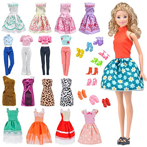 Barbie clothing