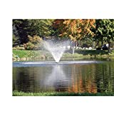 Scott Aerating Fountain - 3/4 HP, Up to 1 Acre Ponds, Model# DA-20 3/4HP 230V
