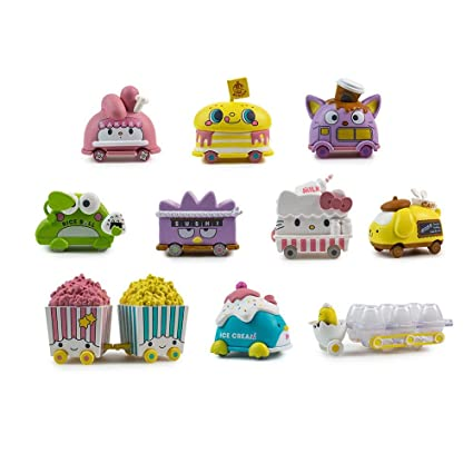 18fe0de14 Image Unavailable. Image not available for. Color: Kidrobot Hello Sanrio  Micro Vehicle Series ...