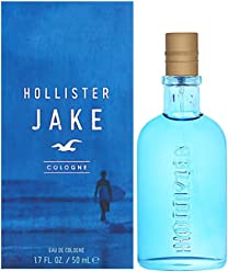 JAKE (BLUE EDITION) * Hollister 1.7 oz / 50 ml EDC Men Cologne Spray