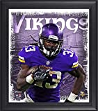 Best Sports Memorabilia Sports Memorabilia Collage Makers - Dalvin Cook Minnesota Vikings Framed 15