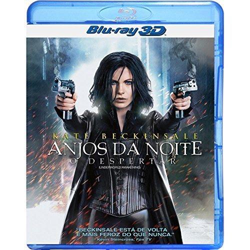 Blu-ray 3D Underworld Awakening [ Inframundo El Despertar ] [ Region ALL ] [ Audio and Subtitles in English + Spanish + Portuguese ]