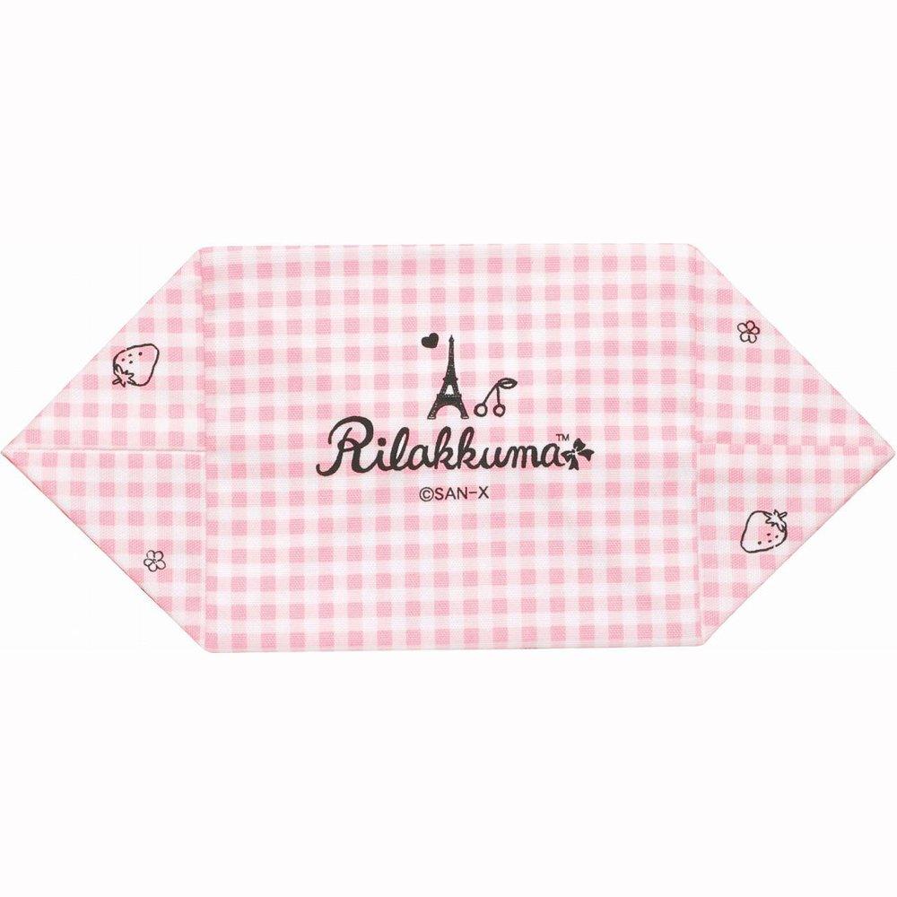 San-x Strawberry Theme rosa Paris pranzo pranzo pranzo pranzo sacchetto (CT78301) | Pratico Ed Economico  | Outlet Store  | New Style  | Lascia che i nostri beni escano nel mondo  | Moda E Pacchetti Interessanti  | Lasciare Che I Nostri Beni Vanno Al Mondo  | Di  4c168f