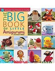 Martingale 1604685816 The Big Book of Little Amigurumi, Transparent