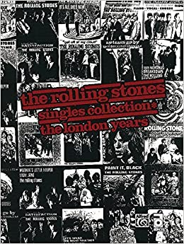Book Singles Collection* The London Years: Piano/Vocal/Chords by Rolling Stones (2009-08-11)