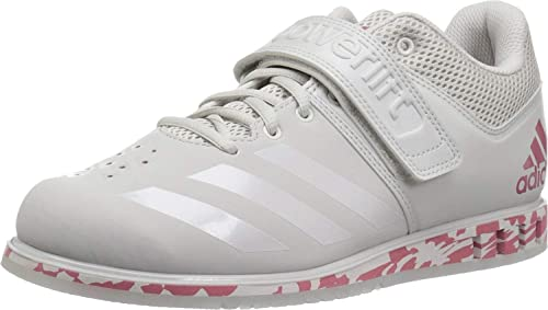 buy popular 2ad20 92416 adidas Men's Powerlift.3.1. Lifting Shoes, Grey One/Trace Maroon/Grey