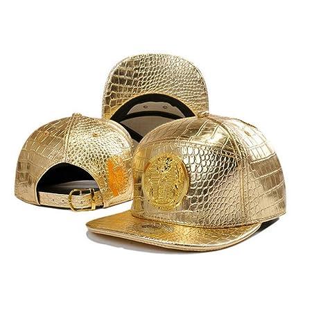 Yooci Gorras De Hombre Sombreros Snapback del Faraón Egipcio ...