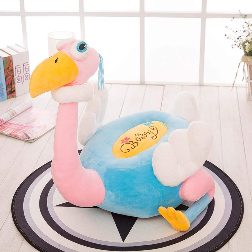 Y&Y Plush Bean Bag Chair, Stuffed Animal Child Sofa Chair Pp Cotton Soft Kid Sofa for Children Ages 2 and up Living Room -C